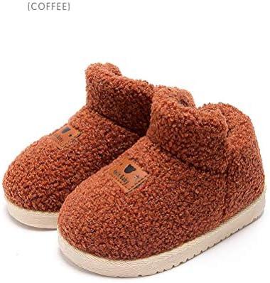 XXZZ Zapatillas para Mujer Zapatos de algodón para niños Zapatillas Antideslizantes Botas de Nieve Botas de algodón ...