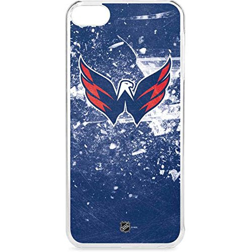 (Skinit NHL Washington Capitals iPod Touch 6th Gen LeNu Case - Washington Capitals Frozen Design - Premium Vinyl Decal Phone Cover)