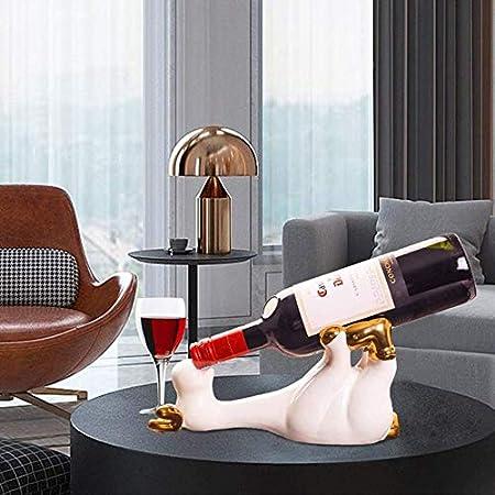 Estante De Vino Estante De Botellas Estante De Vino Estante De Almacenamiento Sala De Estar Decoración De Estante De Vino De Cerámica Gabinete De Vino Joyería Artesanal Decoración Del Vinotecas