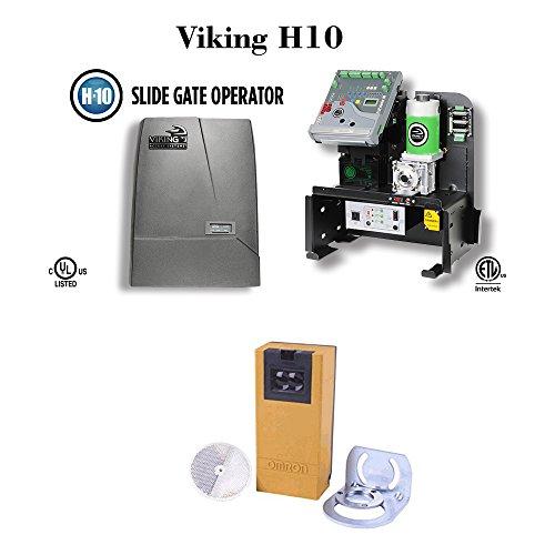 Viking H10 - 2nd Generation - Slide Gate Operator - Commercial / Industrial (Industrial Slide Gate)