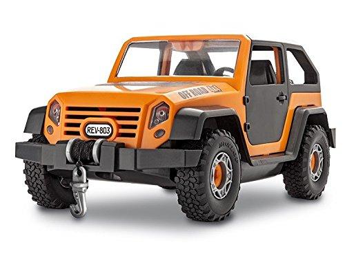 Revell Junior Off Road Vehicle Model Kit, ()