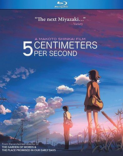 5 Centimeters Per Second Blu Ray [Blu-ray]