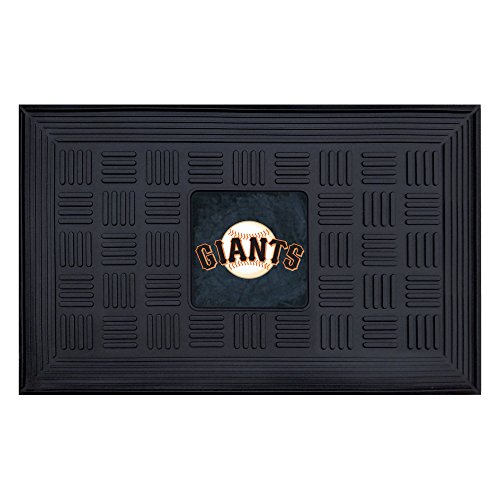 FANMATS MLB San Francisco Giants Vinyl Door Mat