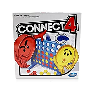 Hasbro Gaming Connect 4 Board Game (2 Players)