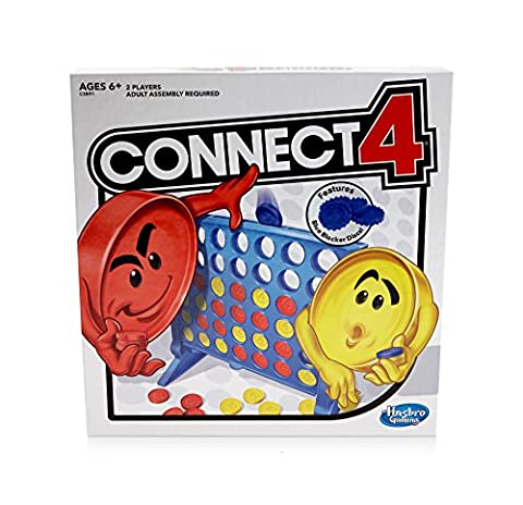 Connect 4 Game (Amazon Exclusive) - Toys and Games
