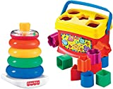 Fisher Price Rock a Stack and Baby's 1st Blocks Bundle (Small image)