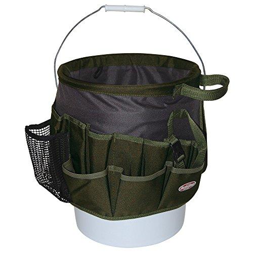 Bucket Boss 720090 Bucket Boss 56 Pocket Tool Bag (Organizer Bucket Pocket 56)