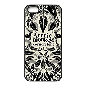 Custom Monkeys Durable Protector Back Cover Case for iPhone 5 5s TPU