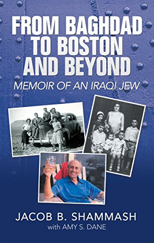 For sale From Baghdad Boston and Beyond: Memoir Iraqi Jew