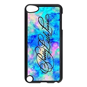 Customize Famous High Quality Pretty Little Liars Back Cover Case for ipod Touch 5 by icecream design
