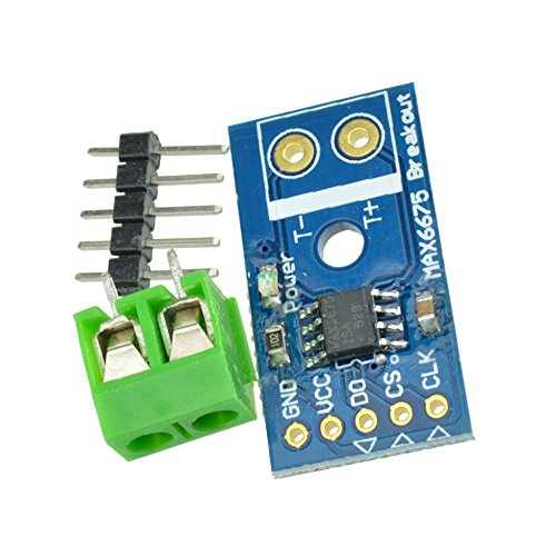 MAX6675 Interface Thermocouple Temperature Arduino product image