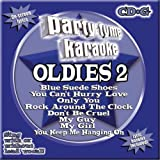 Party Tyme Karaoke - Oldies 2 (8+8-song CD+G)