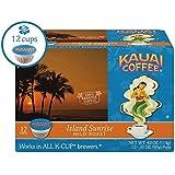 KAUAI 单 Serve keurig-compatible 咖啡色香草 MACADAMIA 螺母口味– 高级 Arabica 咖啡从夏威夷的咖啡栽培 keurig-compatible 杯