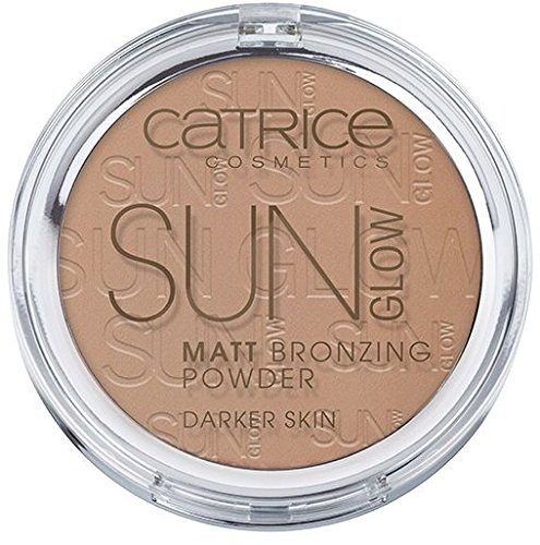 Catrice Sun Glow Matt Bronzing Powder Deep Bronze 020, 150 g 180192