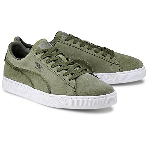 Suede Puma Exposed Classic Sneaker Seams 8ppnASwHx