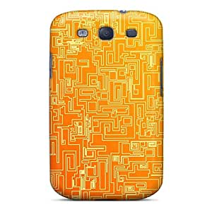 New Style Tpu S3 Protective Case Cover/ Galaxy Case - Paths
