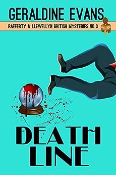 Death Line (Rafferty & Llewellyn Book 3) by [Evans, Geraldine]