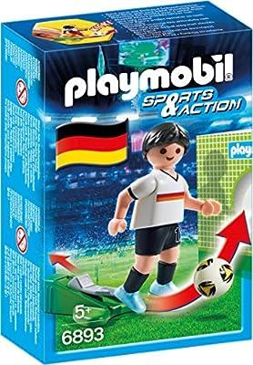Playmobil 6893 Fussballspieler Deutschland