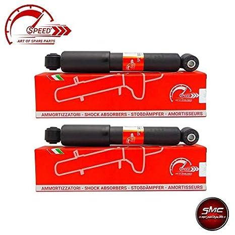 60 176 9094 Recambios Coche SMC Kit 2Amortiguadores Speed Traseros Fiat Punto 75 55