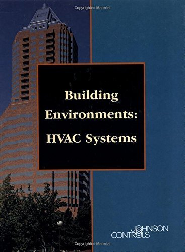 Building Environments: HVAC Systems by Zajac, Alan J. (July 12, 2000) Spiral-bound 1
