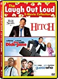 DVD : Fun with Dick and Jane (2005) / Guess Who - Vol / Hitch (2005) - Set