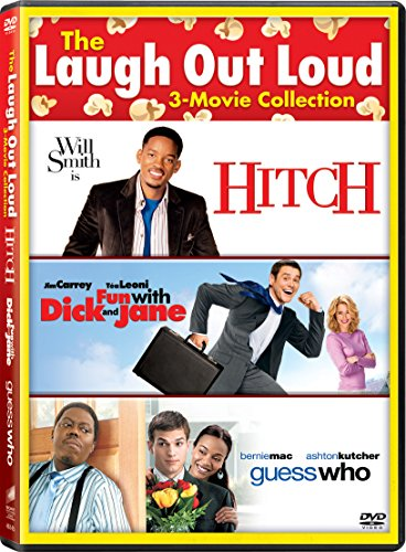 Fun with Dick and Jane (2005) / Guess Who - Vol / Hitch (2005) - Set ()