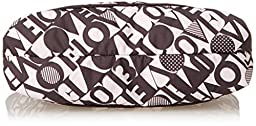 LeSportsac Medium Travel Tote, Love Is Bold, One Size