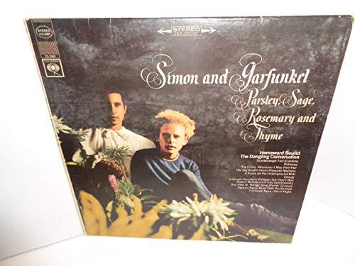 Parsley, Sage, Rosemary And Tyme (Simon And Garfunkel The Columbia Studio Recordings)