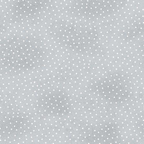 No Slip Playard Sheet - Made in USA (Gray Dots) by BobbleRoos (Image #1)