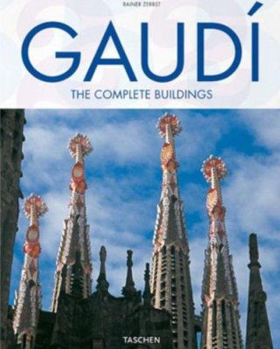 Gaudí - Obra arquitectónica completa (Architecture & Design)