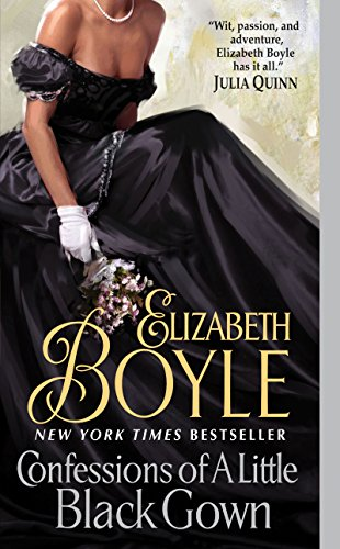 Confessions of a Little Black Gown (The Bachelor Chronicles Book ()