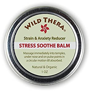 513%2BSriHZ L. SS300  - Natural Anxiety Relief. Herbal Remedy with Essential Oils. For Adrenal Stress Support, Depression, Adrenal Fatigue, Social Anxiety. Use with Stress Ball, Anxiety Pills, Stress Toys & Aromatherapy.