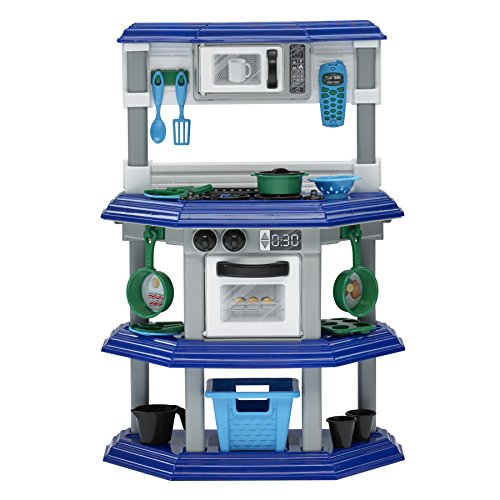 025217116504 - American Plastic Toys My Very Own Gourmet Kitchen carousel main 0