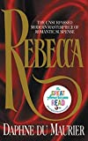 Rebecca by Daphne Du Maurier (2002-07-30)