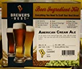Brewer's Best American Cream Ale Homebrew Beer Ingredient Kit
