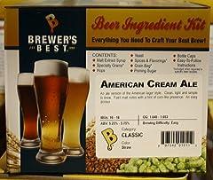 American Cream Ale Homebrew Beer