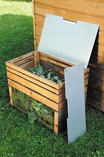 Burger 531 compostador: Amazon.es: Jardín