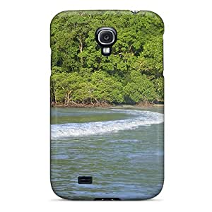 BenBrike Galaxy S4 Well-designed Hard Case Cover Mangroves Protector
