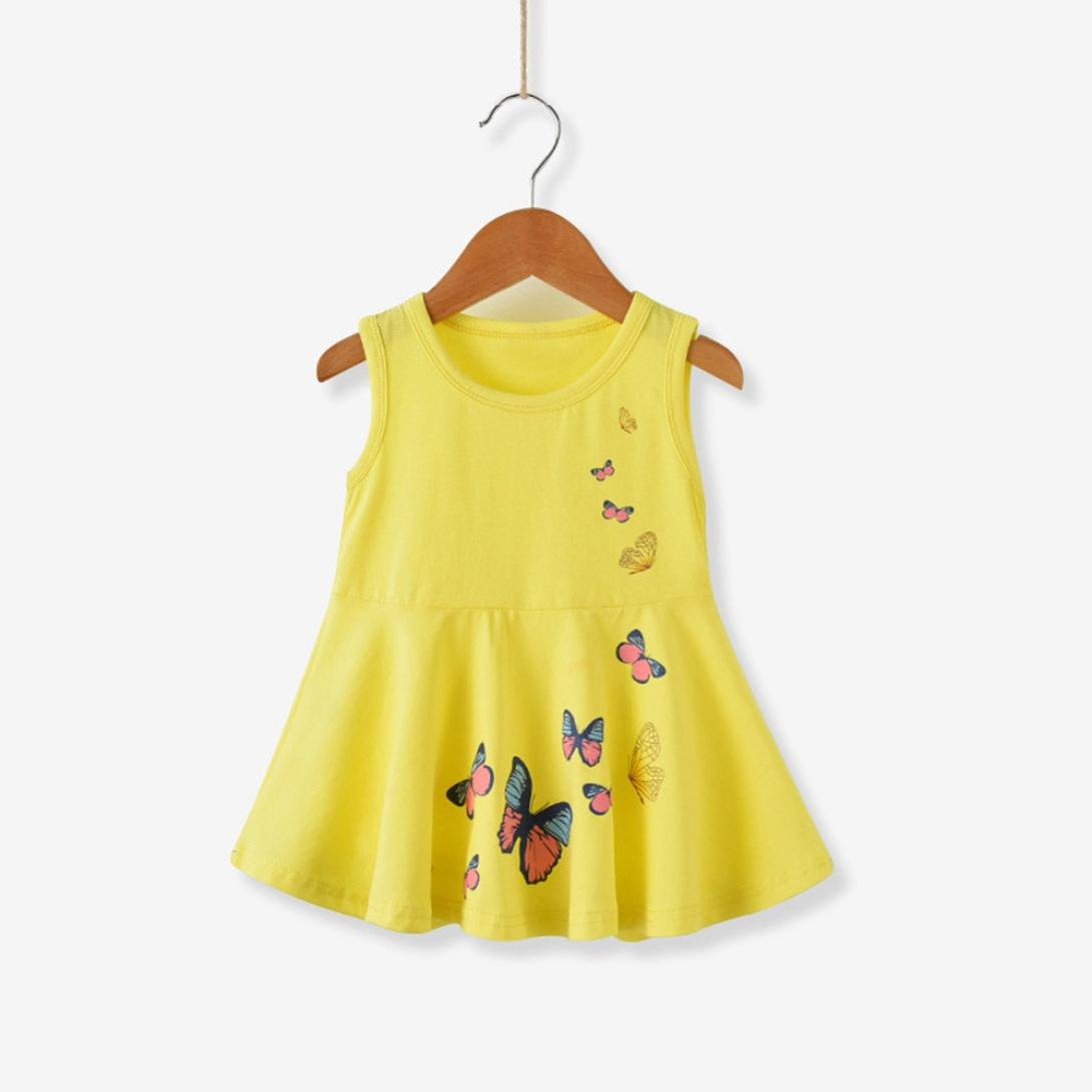 1042052bc Turkey Butterfly Dress For 18 Months - 5 Years Old