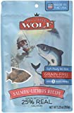Waggers 012623910024 My Little Wolf Salmon 5.29 Oz Dry Pet Food, One Size