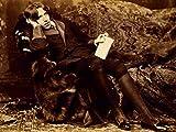 VINTAGE PHOTO PORTRAIT LEGEND IRISH WILDE OSCAR POET PLAYWRIGHT POSTER CC5368