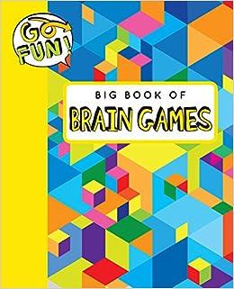 Book Go Fun! Big Book of Brain Games