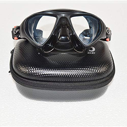 INTBUYING Water Sports Tools Free Diving Mask Fins Mirror Wet Breathing Tube Ankle