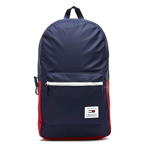 Tommy Jeans Tech Mochila para Laptop - Azul Marino, Unitalla: Amazon.es: Zapatos y complementos