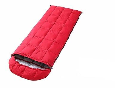 DZW invierno ultra ligero al aire libre abajo saco de dormir menos 20 grados de pato