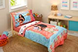 Disney Moana Toddler 4 Piece Bedding Set