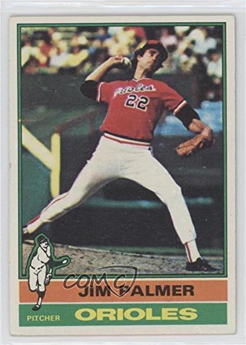 Jim Palmer Baseball - Jim Palmer (Baseball Card) 1976 Topps - [Base] #450