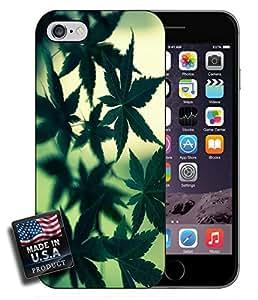 Pot Marijuana Weed Mary Jane Leaf Leaves iPhone 6 Hard Case wangjiang maoyi