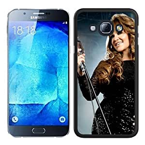 Unique Samsung Galaxy A8 Case ,Hot Sale And Popular Designed Case With Jenni Rivera Black Samsung Galaxy A8 Skin Cover Great Quality Phone Case
