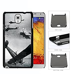 World War I Planes Vintage Photograph Hard Plastic Snap On Cell Phone Case Samsung Galaxy Note 3 III N9000 N9002 N9005 BY icecream design